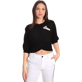 Odjeća Žene  Topovi i bluze Denny Rose 811DD50011 Crno