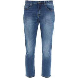 Odjeća Žene  Slim traperice Gaudi 811BD26002 Plava