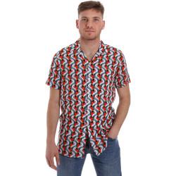 Odjeća Muškarci  Košulje kratkih rukava Sseinse CE516SS Bijela