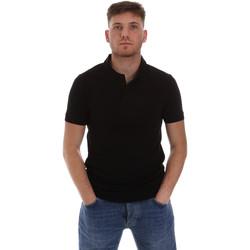 Odjeća Muškarci  Polo majice kratkih rukava Sseinse ME1517SS Crno