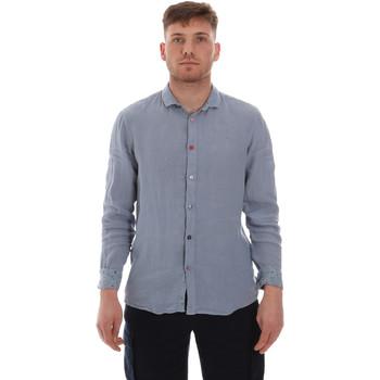 Odjeća Muškarci  Košulje dugih rukava Sseinse CE538SS Plava