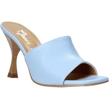Obuća Žene  Natikače Grace Shoes 6293Y014 Plava