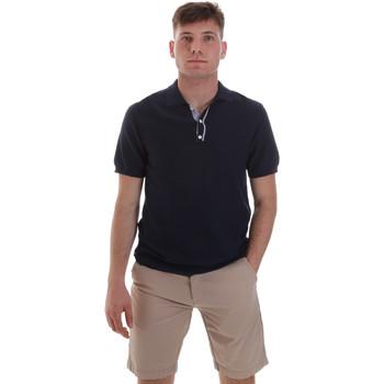 Odjeća Muškarci  Polo majice kratkih rukava Sseinse ME1528SS Plava