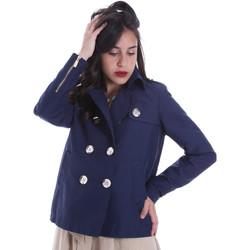 Odjeća Žene  Jakne i sakoi Gaudi 011BD35013 Plava