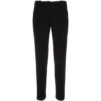 Odjeća Žene  Chino hlačei hlače mrkva kroja NeroGiardini P860140D Crno