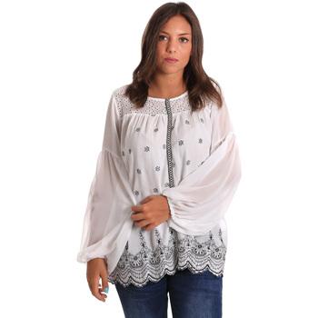 Odjeća Žene  Topovi i bluze Smash S1887419 Bijela