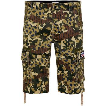 Odjeća Muškarci  Bermude i kratke hlače Tommy Jeans DM0DM07937 Zelena