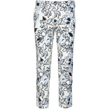 Odjeća Žene  Chino hlačei hlače mrkva kroja Café Noir JP242 Crno
