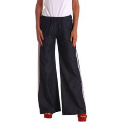 Odjeća Žene  Bootcut traperice Denny Rose 73DR22004 Plava
