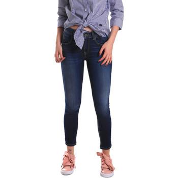 Odjeća Žene  Skinny traperice Fornarina BE171L48D867VR Plava