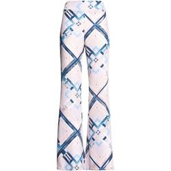 Odjeća Žene  Lagane hlače / Šalvare Fracomina FR20SM042 Ružičasta