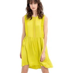 Odjeća Žene  Kratke haljine Fracomina FR20SM545 Žuta boja