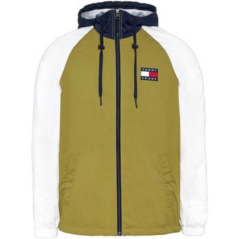 Odjeća Muškarci  Sportske majice Tommy Jeans DM0DM08096 Zelena