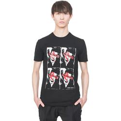 Odjeća Muškarci  Majice kratkih rukava Antony Morato MMKS01743 FA120001 Crno
