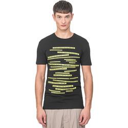 Odjeća Muškarci  Majice kratkih rukava Antony Morato MMKS01749 FA120001 Crno
