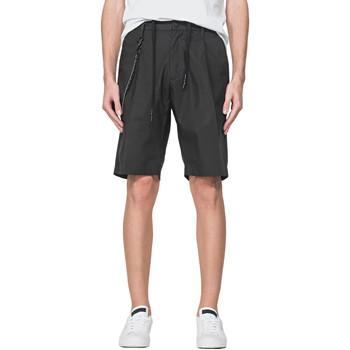 Odjeća Muškarci  Bermude i kratke hlače Antony Morato MMSH00157 FA900118 Crno