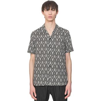 Odjeća Muškarci  Košulje kratkih rukava Antony Morato MMSS00156 FA430413 Bež