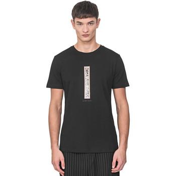 Odjeća Muškarci  Majice kratkih rukava Antony Morato MMKS01766 FA100144 Crno