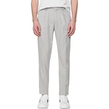 Odjeća Muškarci  Chino hlačei hlače mrkva kroja Antony Morato MMTR00529 FA600180 Siva