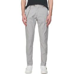 Odjeća Muškarci  Chino hlačei hlače mrkva kroja Antony Morato MMTR00526 FA850224 Siva