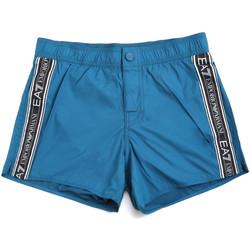Odjeća Muškarci  Kupaći kostimi / Kupaće gaće Ea7 Emporio Armani 902039 0P734 Plava