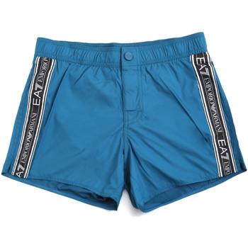 Odjeća Muškarci  Kupaći kostimi / Kupaće gaće Emporio Armani EA7 902039 0P734 Plava