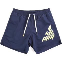 Odjeća Muškarci  Kupaći kostimi / Kupaće gaće Ea7 Emporio Armani 902000 0P724 Plava