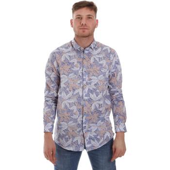 Odjeća Muškarci  Košulje dugih rukava Sseinse CE502SS Plava