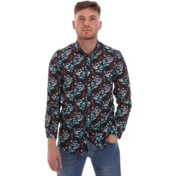 Odjeća Muškarci  Košulje dugih rukava Sseinse CE509SS Plava