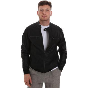 Odjeća Muškarci  Kratke jakne Sseinse GBE574SS Crno