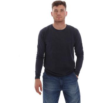 Odjeća Muškarci  Puloveri Sseinse ME1510SS Plava