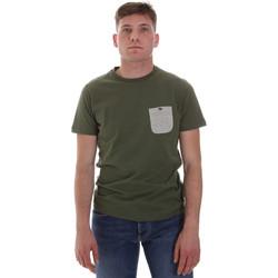 Odjeća Muškarci  Majice kratkih rukava Sseinse ME1588SS Zelena