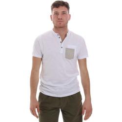 Odjeća Muškarci  Majice kratkih rukava Sseinse ME1600SS Bijela