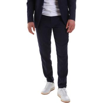 Odjeća Muškarci  Hlače od odijela Sseinse PCE580SS Plava