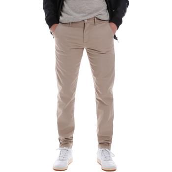 Odjeća Muškarci  Chino hlačei hlače mrkva kroja Sseinse PSE555SS Bež