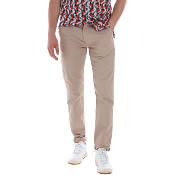 Odjeća Muškarci  Chino hlačei hlače mrkva kroja Sseinse PSE558SS Bež