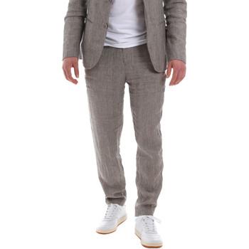 Odjeća Muškarci  Hlače od odijela Sseinse PSE585SS Smeđa