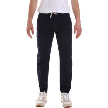 Odjeća Muškarci  Chino hlačei hlače mrkva kroja Sseinse PSE612SS Plava