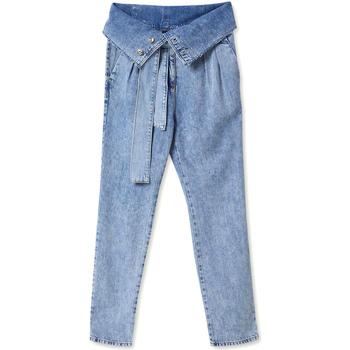 Odjeća Žene  Traperice Liu Jo UA0129 D4461 Plava
