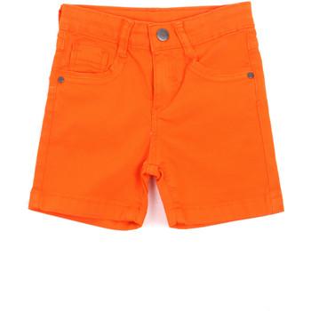 Odjeća Djeca Bermude i kratke hlače Losan 015-9009AL Naranča