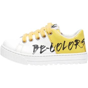 Obuća Djeca Niske tenisice Naturino 2014918 02 Žuta boja