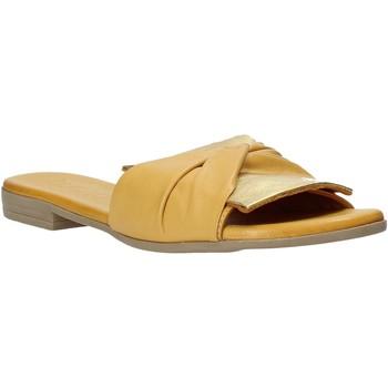 Obuća Žene  Natikače Bueno Shoes 9L2735 Žuta boja
