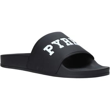 Obuća Muškarci  Sportske natikače Pyrex PY020167 Crno