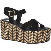 Obuća Žene  Sandale i polusandale Exé Shoes G41007047004 Crno