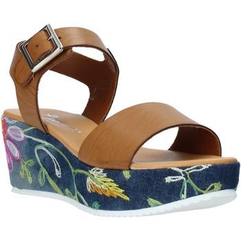 Obuća Žene  Sandale i polusandale Grace Shoes 02 Smeđa