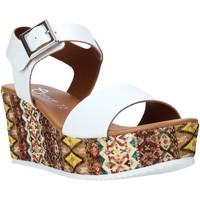 Obuća Žene  Sandale i polusandale Grace Shoes 06 Bijela