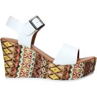 Obuća Žene  Sandale i polusandale Grace Shoes 08 Bijela