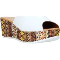 Obuća Žene  Natikače Grace Shoes 10 Bijela