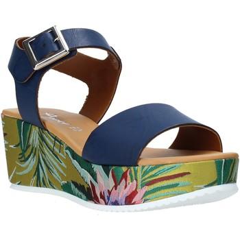 Obuća Žene  Sandale i polusandale Grace Shoes 01 Plava