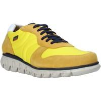Obuća Muškarci  Niske tenisice CallagHan 12903 Žuta boja